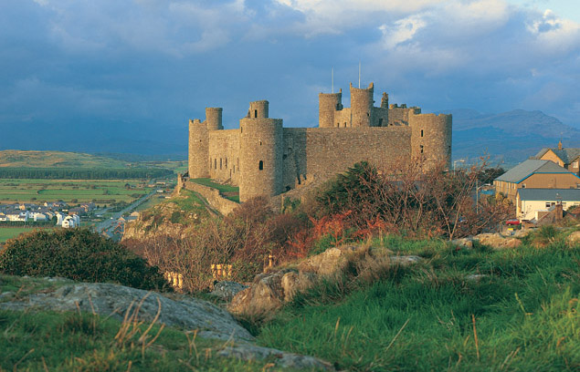 Castles and Town Walls of King Edward in Gwynedd